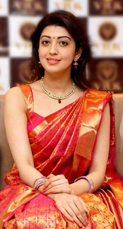 Actress Pranitha Subhash Cute Stills