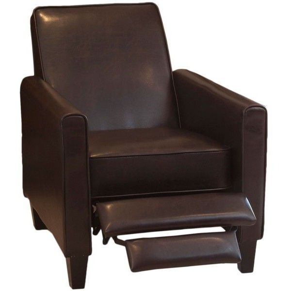 Leather Reclining Chair Home Office Furniture Club Luxury Comfort Classic Brown  sc 1 st  Pinterest & Best 25+ Brown leather recliner chair ideas on Pinterest | Brown ... islam-shia.org