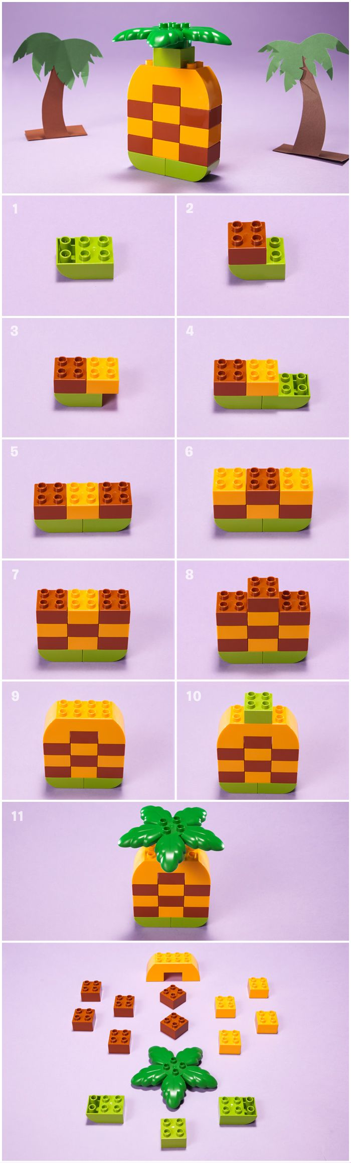 A sweet way to teach children where food comes from - Articles - Family LEGO.com