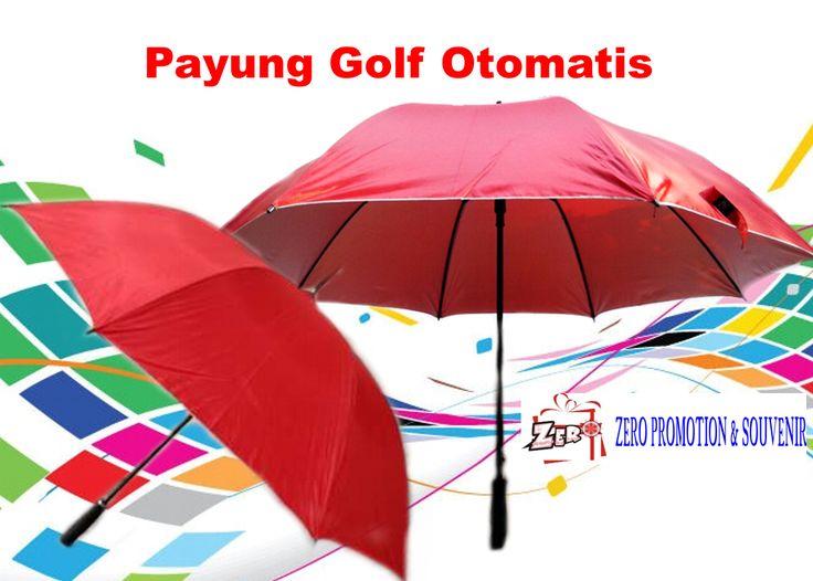 Jual payung golf otomatis – Payung Golf Promosi Tangerang