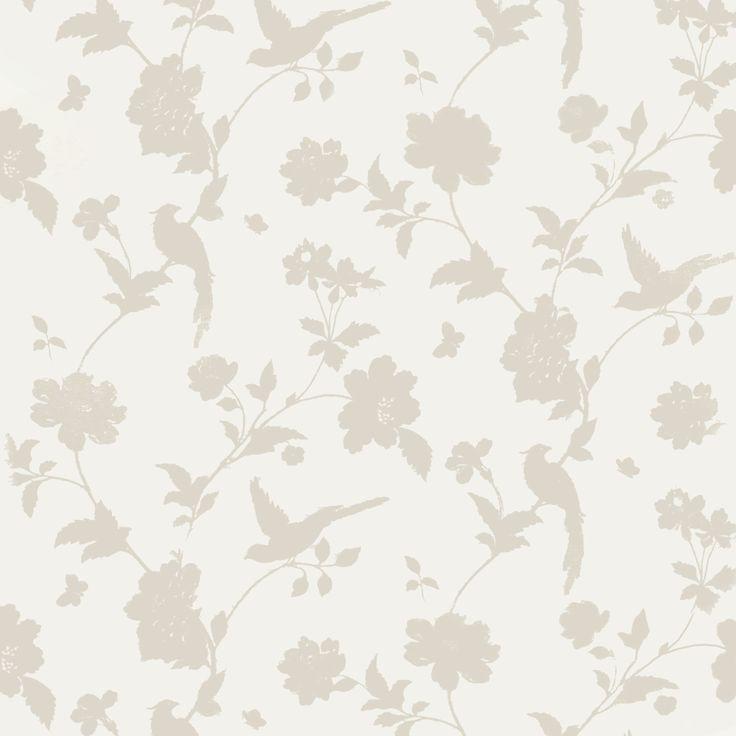 Farleigh Natural Wallpaper at LAURA ASHLEY