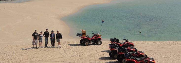 Kalbarri Quad Bike Tour | Camping, Fishing,  | Kalbarri, Western Australia, call 9937 1104 to book, www.kalbarri.org.au