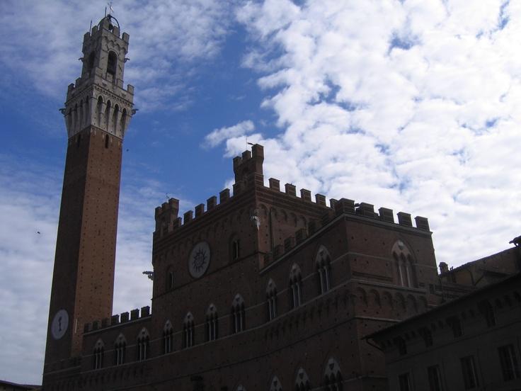 Siena - シエーナ (Palazzo pubblico - プッブリコ宮殿)