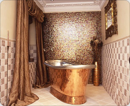Best All Things Gold Images On Pinterest Bathroom Ideas