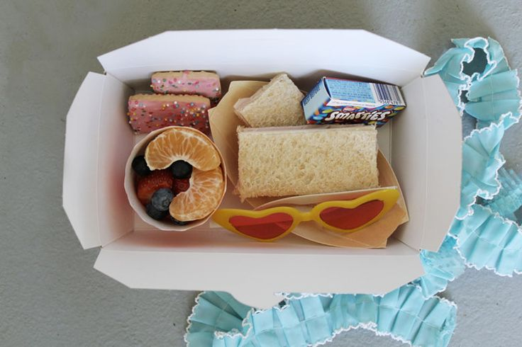 Kids Party Lunch Box - Sunday Collector Blog