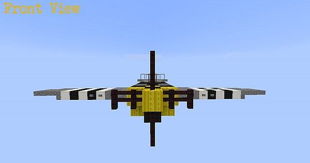 minecraft plane by yazur - photo #49