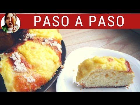 Cómo hacer rosca de pascua PASO A PASO / Receta de pascua fácil - YouTube