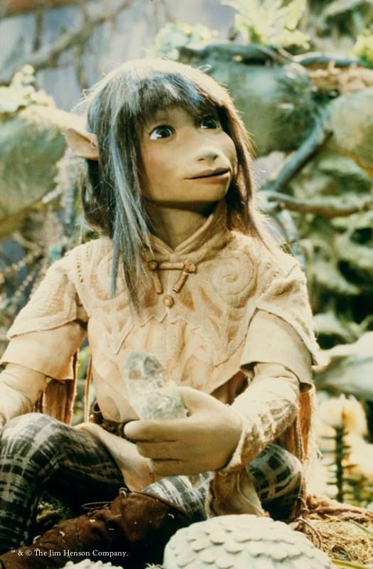 Jen, The Dark Crystal