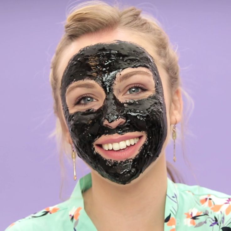 Make your own charcoal face mask with this beauty DIY video tutorial.