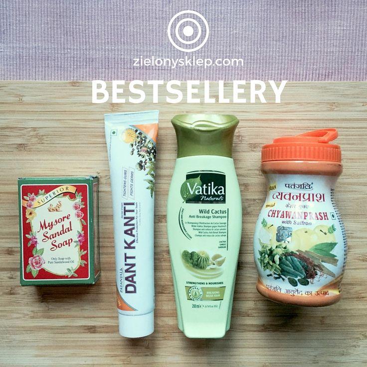 Bestsellery zielonysklep.com!! Chcesz dowiedź się więcej o ulubionych ajurwedyjskiech produktach naszych klientów? Koniecznie zajrzyj na naszego bloga blog.zielonysklep.com