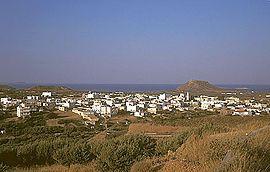 Palekastro: panorama