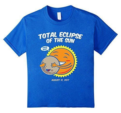 Cute Guess Who? Total Solar Eclipse of the Sun T Shirt...