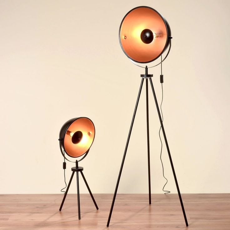 Studiolampe 77 cm Teleskoplampe Fotolampe Design Teleskop Stehlampe Studio Neu   eBay
