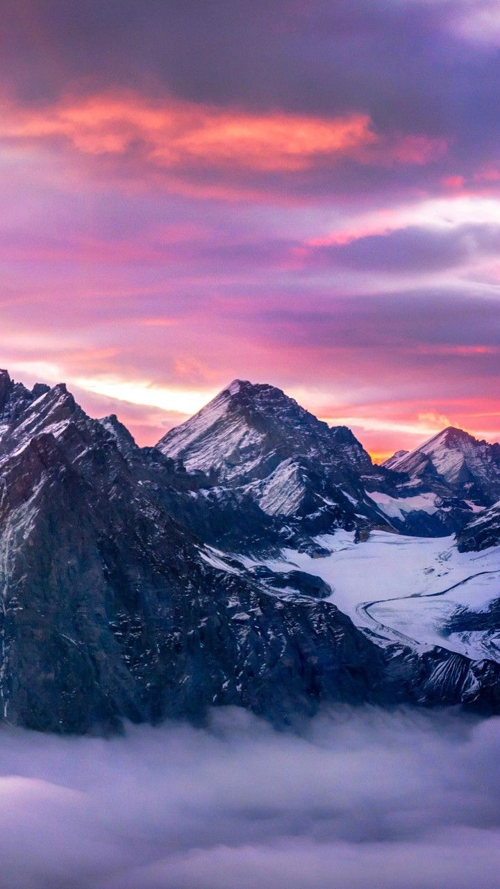 Pin By Life Of Freedom On Mes Images Favorites Landscape Wallpaper Mountain Wallpaper Mountain Photography