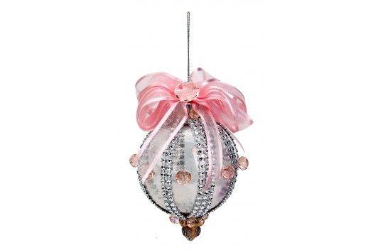 Nicole™ Crafts Victorian Ball Ornament