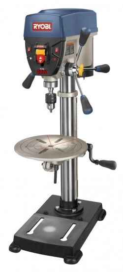Ryobi Drill Press | Tools In Action - Power Tool Reviews