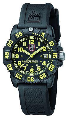 Luminox Women's Navy SEAL Colormark Dive Watch 7055.