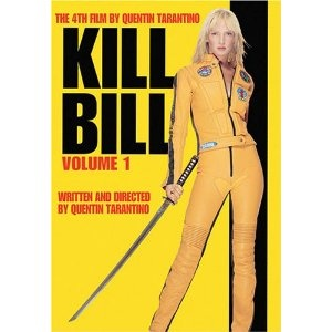 Kill Bill: Vol. 1 & 2 = some of my all time favorite movies.: Awesome Movie, Ass Movie, Tv Music Movies Show, Books Film Mus, Dvd, Bill Badass, Favorite Movies, Bill Volume, Movies Tv Stuff