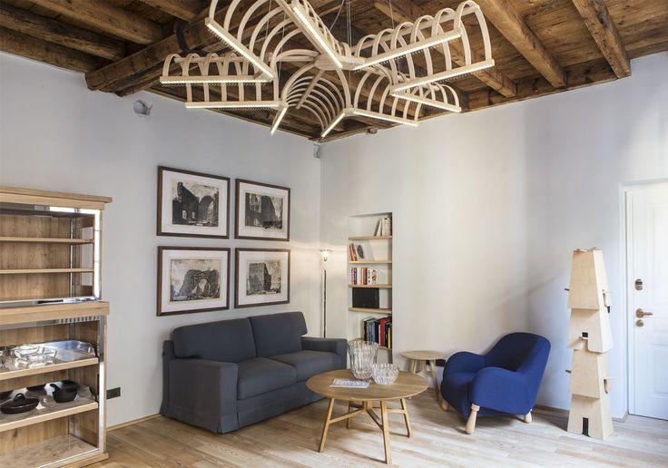 Produzione Privata, AMdL Michele De Lucchi · Private house in Milan · Divisare