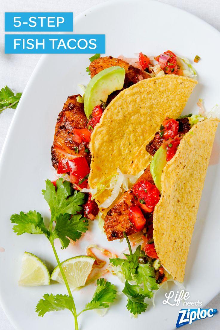 Tilapia fish tacos fish tacos and fresh avocado on pinterest for Fish tacos recipe tilapia