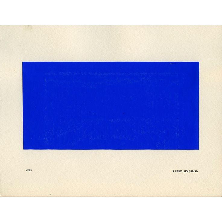 Yves blue.