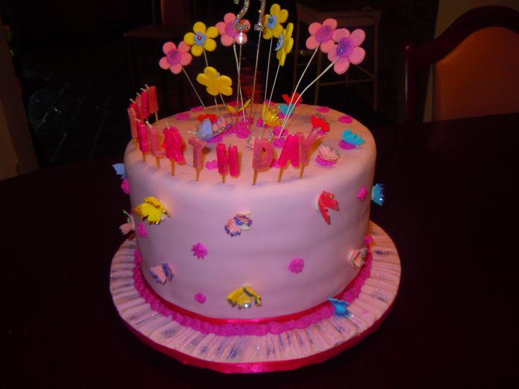 Jodies 21st birthday cake.