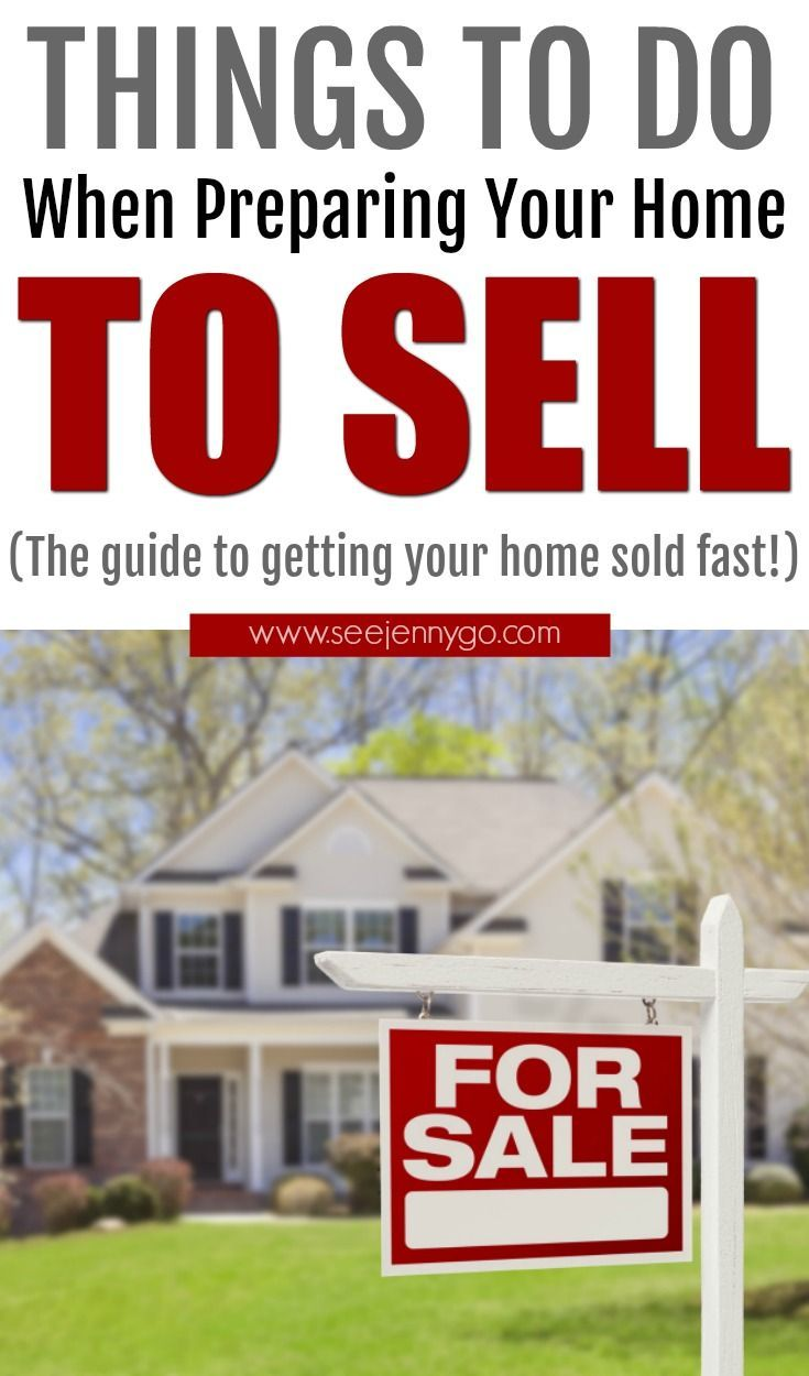 Preparing Your Home To Sell See Mama Go Things To Sell Selling House Selling Your House