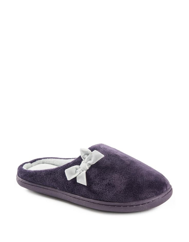 Memory Foam Mule Slippers