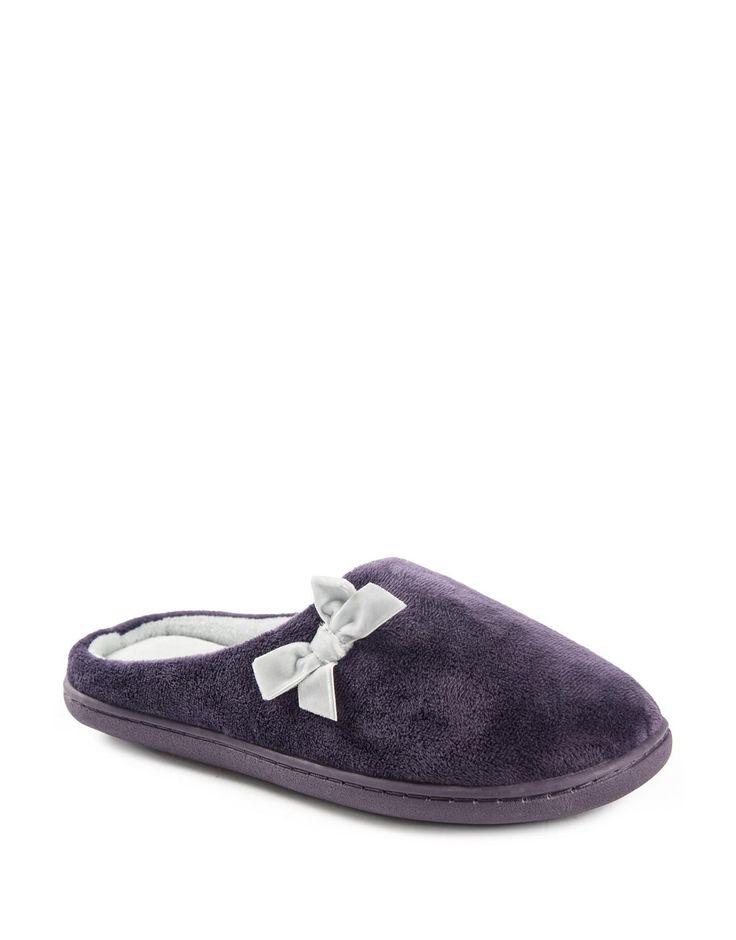 Memory Foam Mule Slippers