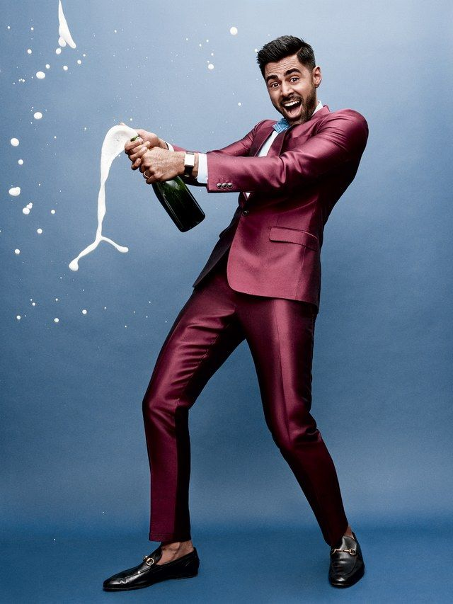 The Daily Show's Hasan Minhaj suits up for every kind of wedding dress code.