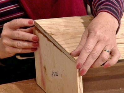 attach sides to cornice board   How to make cornice board window treatments