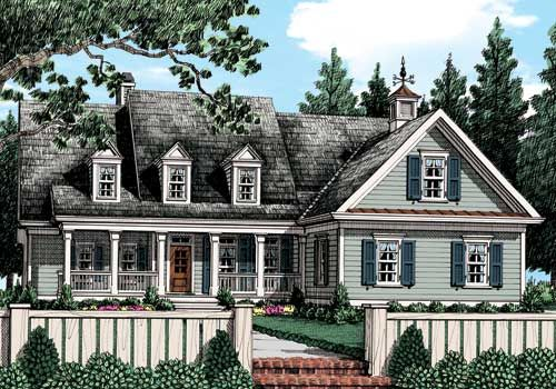 Ivy Jeane Cottage A Home Plans And House Plans By