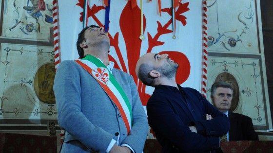 """Matteo Renzi a Roberto Saviano: """"I miei cinque punti per fermare Mafia SpA""""   -  PROMESSO???!!!"""