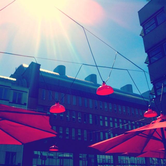 Eat Restaurant in Mood gallerian, Stockholm
