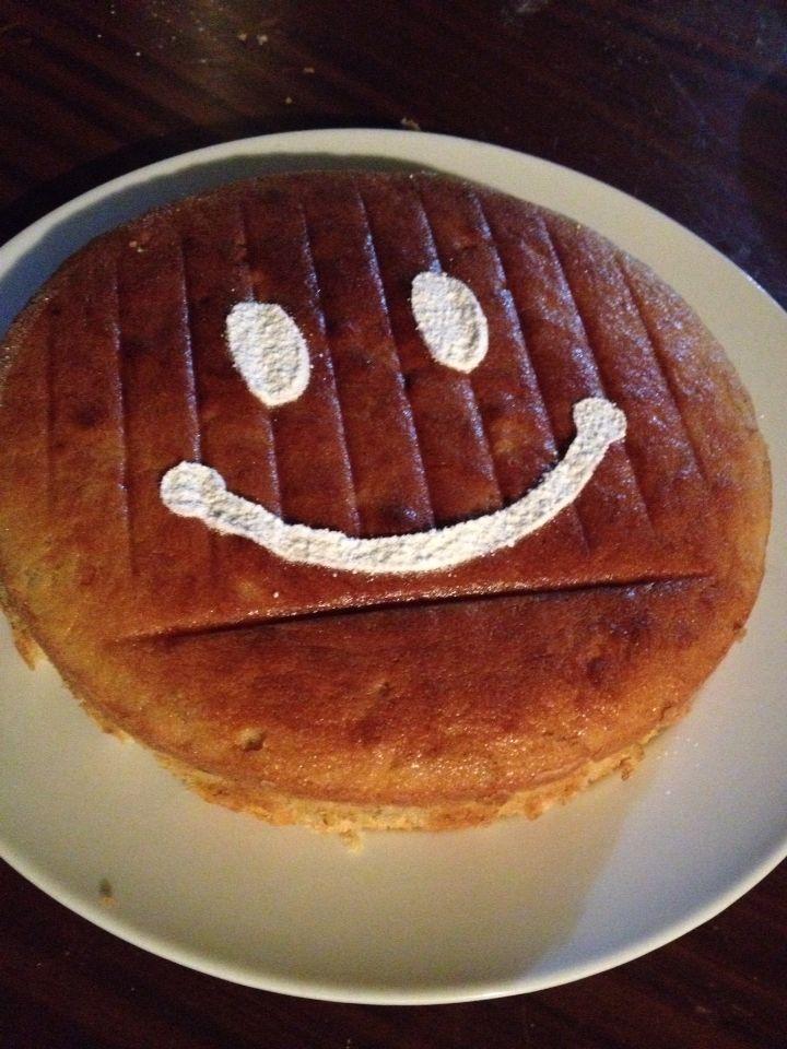 Torta de cambur !!! By Happy