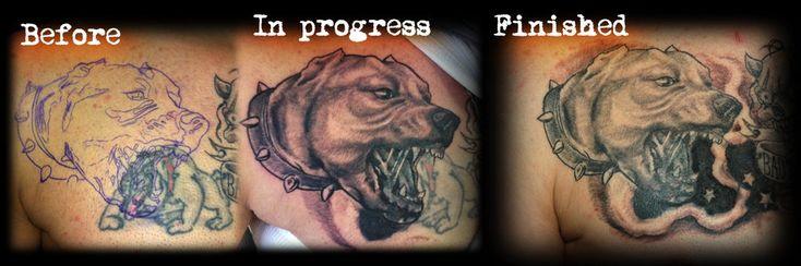Pitbull Tattoo Stencil Like joker pumpkin stencil