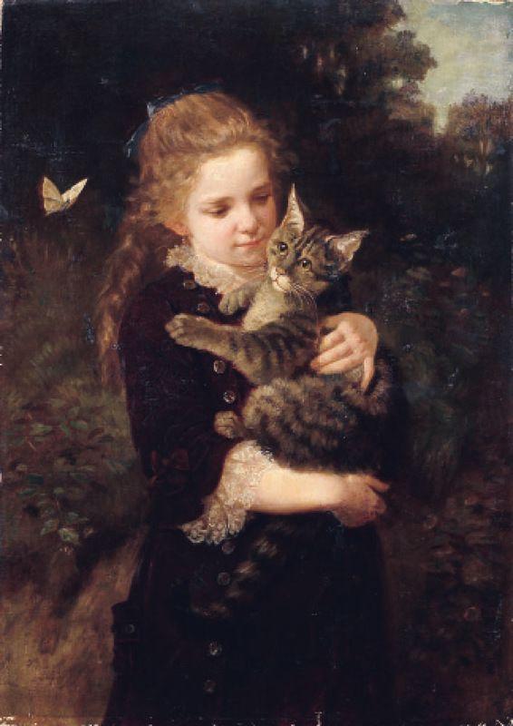 Art of Nikolay Bodarevsky (1850-1921)
