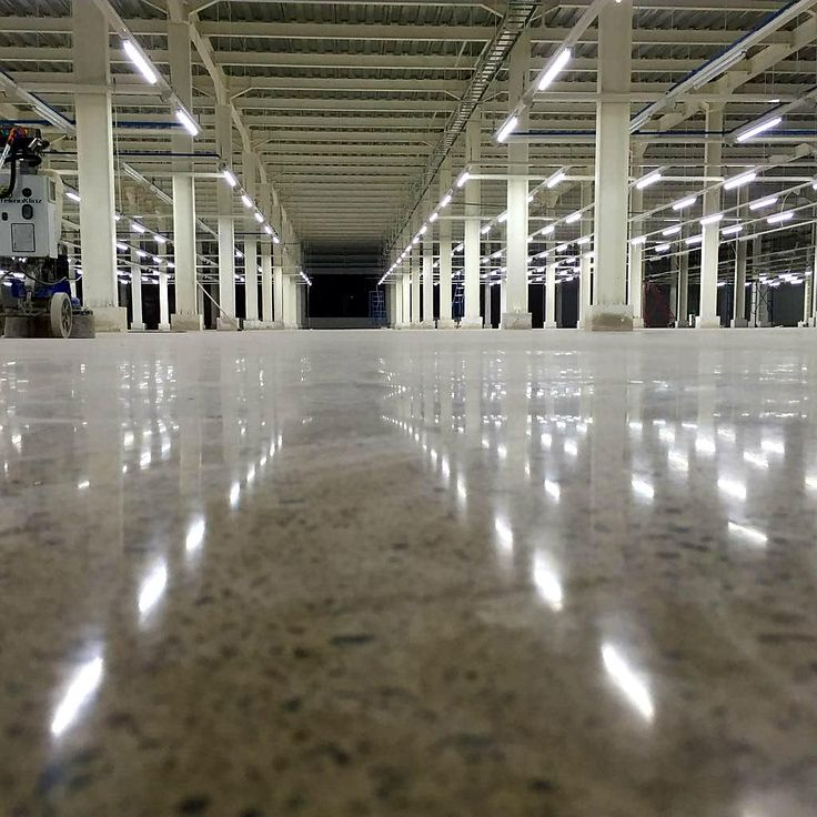 Bintang Indokarya Gemilang Polished Concrete Floor
