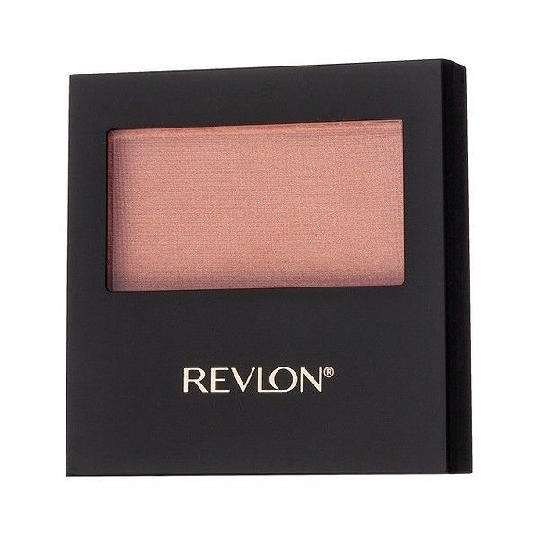 Revlon Powder Blush - Naughty Nude, Naughty Nude (28.340 COP) ❤ liked on Polyvore featuring beauty products, makeup, cheek makeup, blush, revlon, revlon blush and powder blush