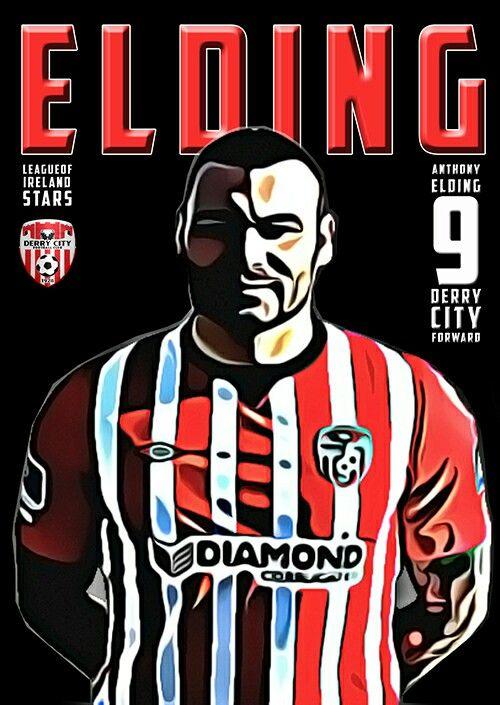 Anthony Elding - Derry City