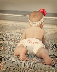 I had baby bloomers exactly like this!!!