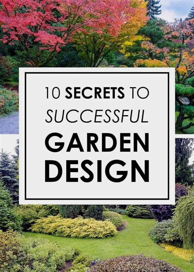 GREAT tips for creating a successful landscape design I\u0027m looking