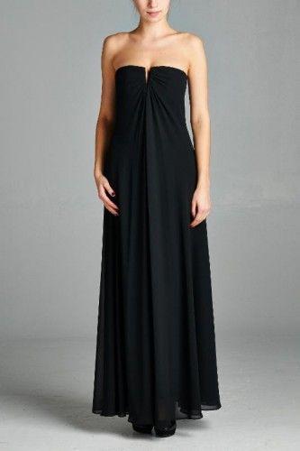#rubberducky #evening #dress #long #simple #look