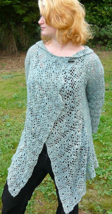 17 best images about Crocheted Sweaters, Vests, and Boleros on Pinterest Ra...