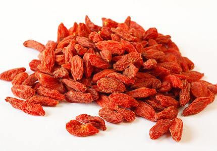 A key food for promoting longevity, goji berries contain ample antioxidants to repair our skin and prevent sun damage