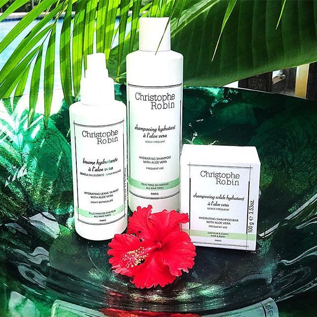 New • Blog • Post 💻  Aloe Vera for your hair??? 💆🏻 Yes, you read that right! 🌿 @christopherobinparis is releasing a new line of haircare products formulated with pure Aloe and almost 100% with natural-origin ingredients. 🌿  Discover an ecological way to care for your hair, learn about natural-origin ingredients and the benefits of Aloe for your hair 👉 #ontheblog 💻  Link in Bio 🌿  #hair #haircare #christopherobin #voluminoushair #bblogger