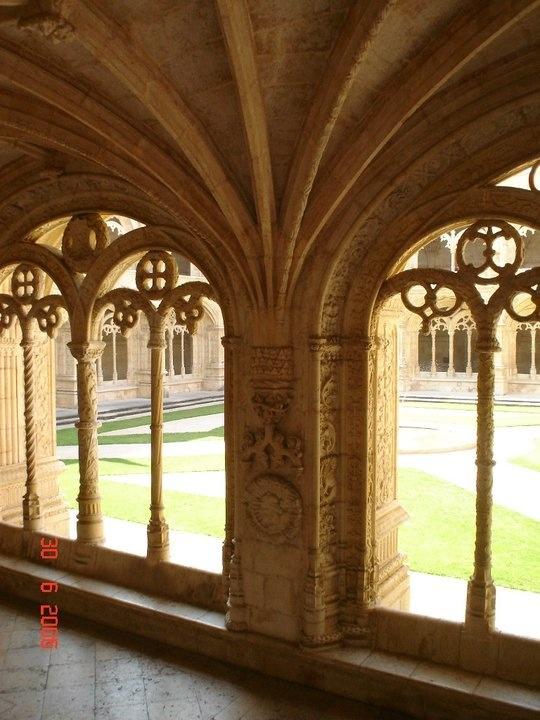 Mosteiros dos Jeronimos- Lisboa