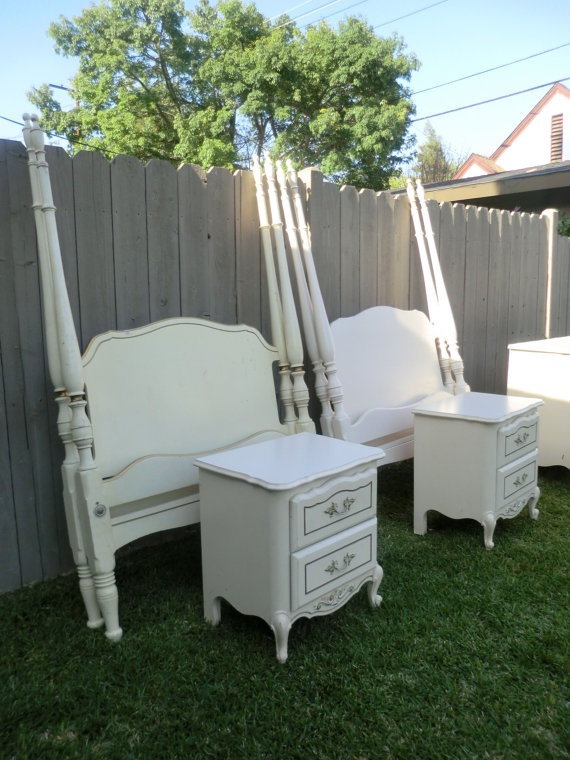 Twin French Provincial Bedroom Set You By
