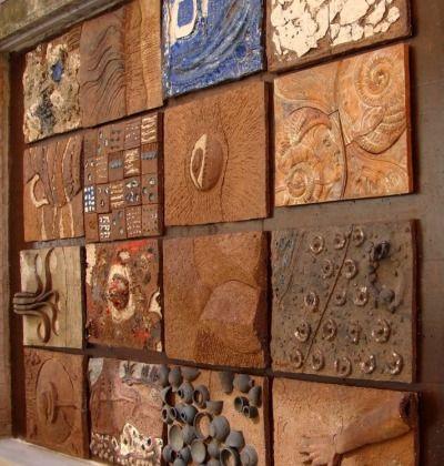Mejores 85 im genes de murales ceramicos en pinterest murales arte de madera y arte mural de - Murales de ceramica ...