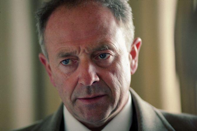 Michael Kitchen as Christopher Foyle in Foyle's War